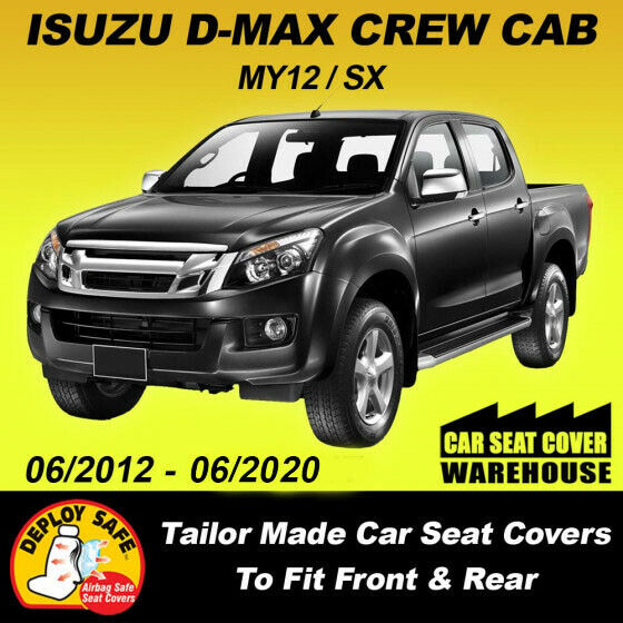 Car Seat Covers For Isuzu D Max