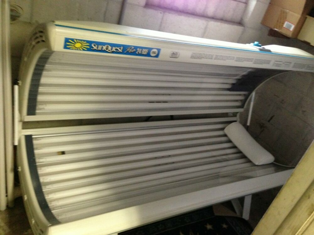 Sunquest Pro 24 Rsf Tanning Bed Ebay