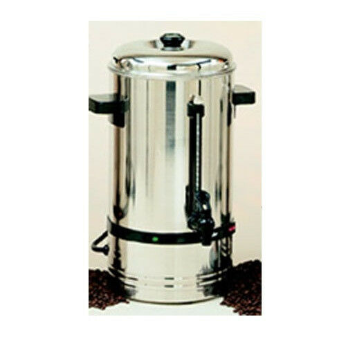 75 Cup Stainless Steel Commercial Coffee Maker/Brewer eBay