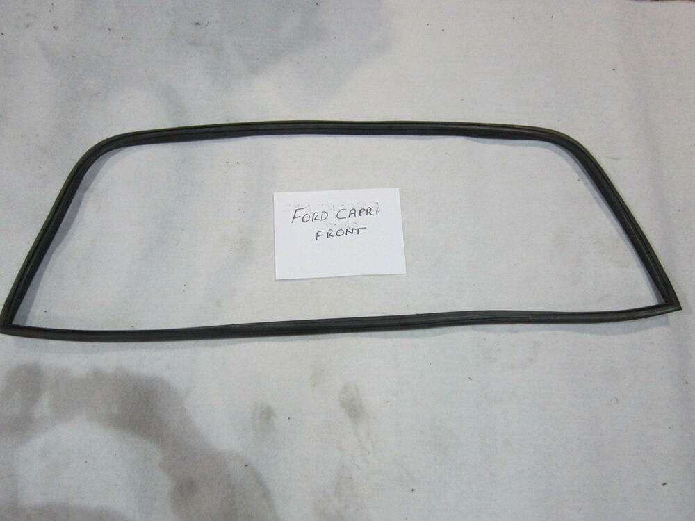 Ford Capri Mk1 Mk2 Amp Mk3 Windscreen Front Screen Rubber
