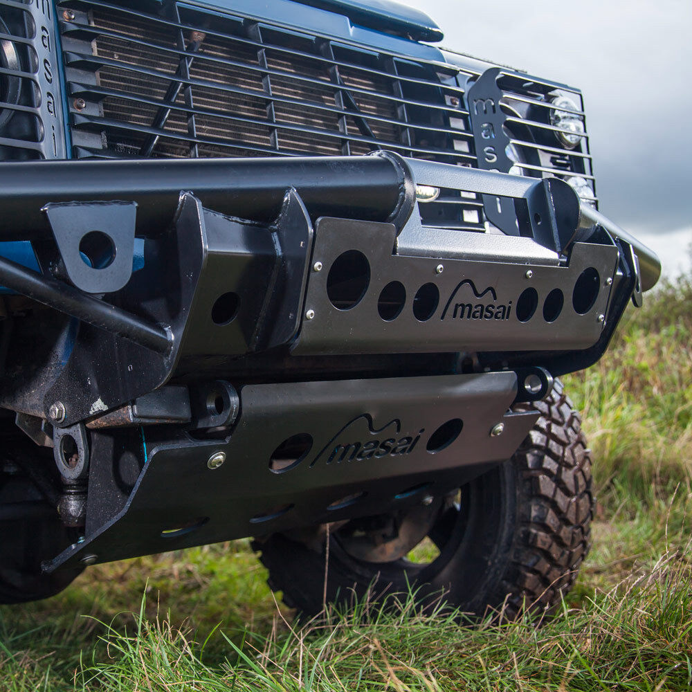 10 Best Land Rover Winch Bumpers Images On Pinterest: Masai Tubular Winch Bumper For Land Rover Defender 90