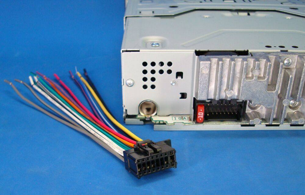 s l1000 pioneer wire harness ebay pioneer avh-x3800bhs wiring harness at readyjetset.co