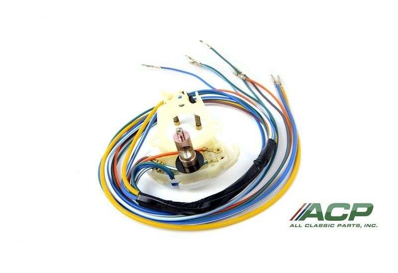 1966 ford f100 blinker switch wiring 1967 ford f100 ignition switch wiring diagram 1965-1966 ford mustang & shelby w/ alternator turn signal ...