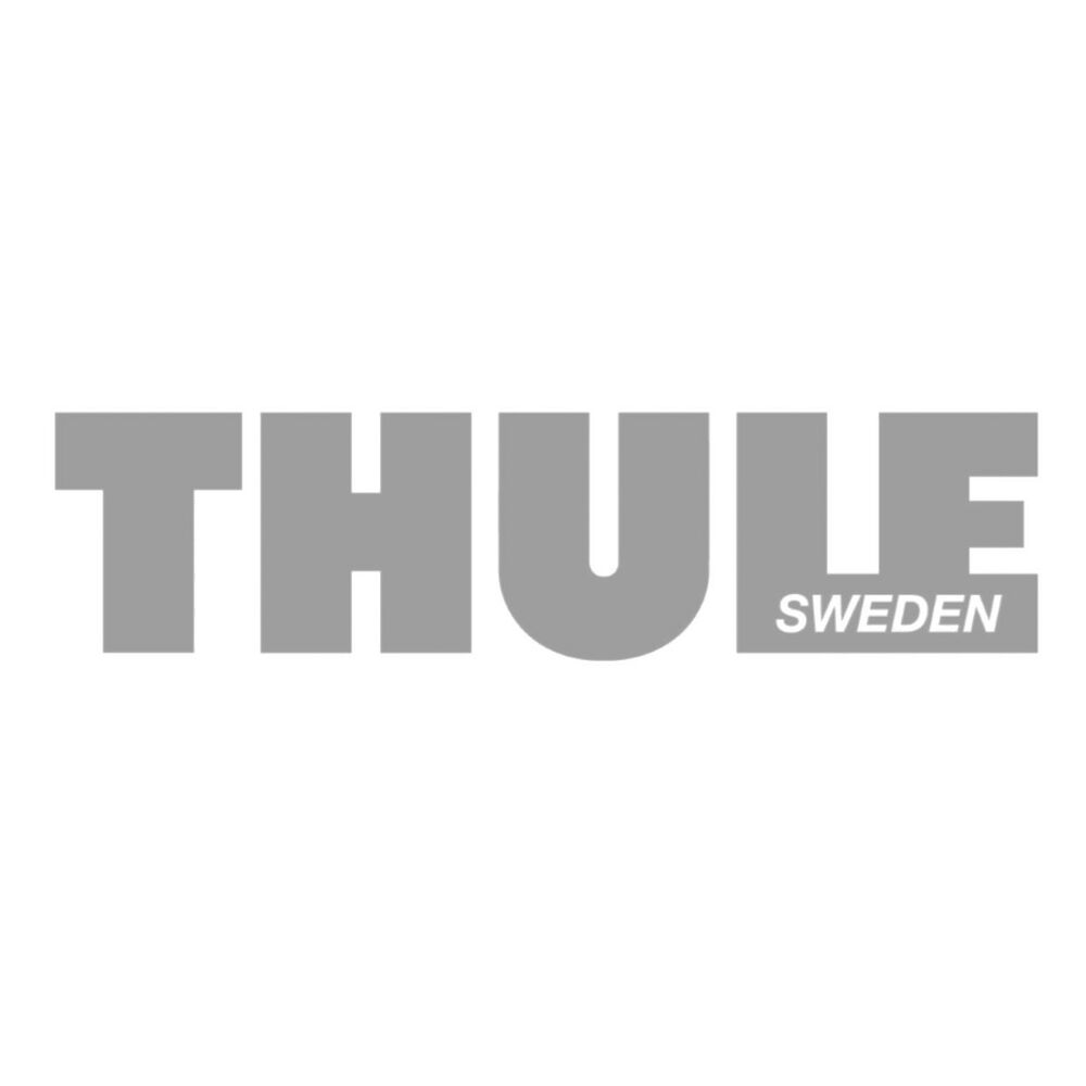 Thule Roof Box Logo Raised Soft Feel Graphic Decal Badge