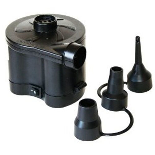New Battery Electric Air Inflator Air Guest Bed Pump