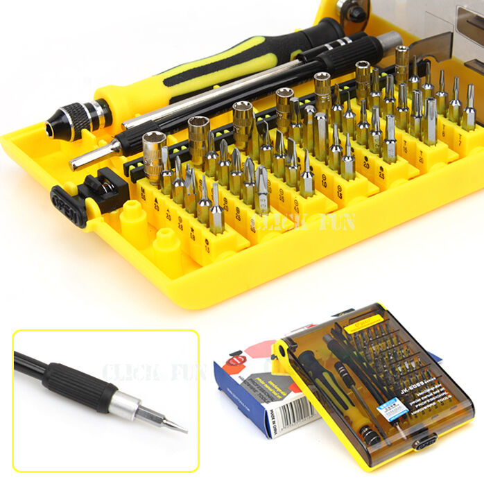 precision screwdriver tool set kit repair torx screw driver phone pc laptop ebay. Black Bedroom Furniture Sets. Home Design Ideas