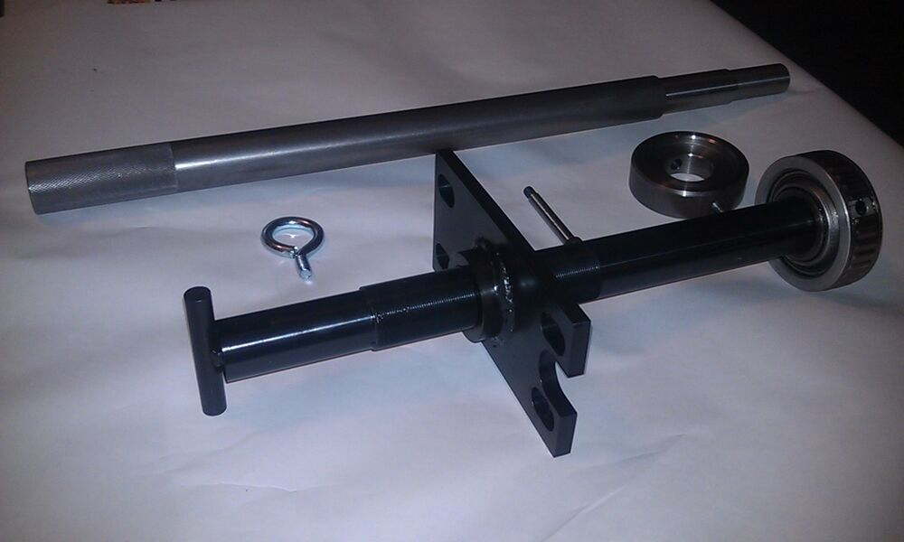 how to use mercruiser engine alignment tool