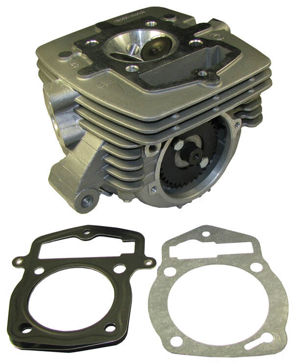Cylinder Head For Cylinder Piaggio Liquid Cooled: Loncin Chinese ATV 250cc CB250CC Air Cooled Cylinder Head
