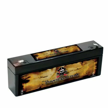 12v 2 3ah sla battery replaces a5512 cp1230 cb3 12 ebay. Black Bedroom Furniture Sets. Home Design Ideas