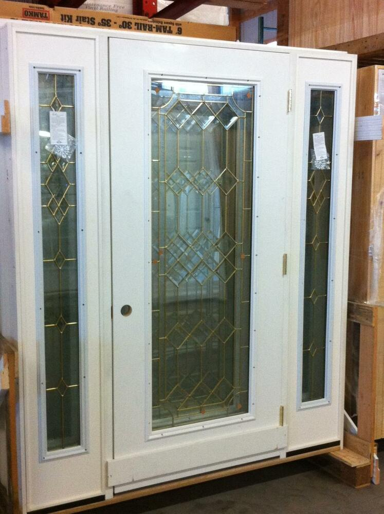Front entry doors fiberglass doors modern doors executive for Fiberglass entry doors with sidelights