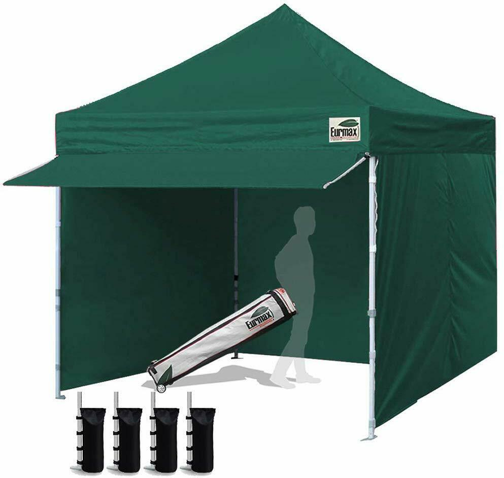 Commercial Ez Pop Up Instant Canopy 10x10 Outdoor Party