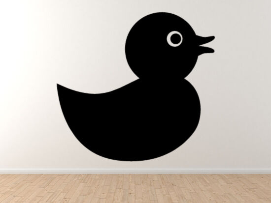 baby newborn icon 5 rubber ducky toy silhouette vinyl. Black Bedroom Furniture Sets. Home Design Ideas