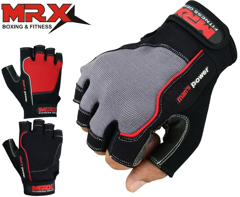 Fitness Gloves Com: MRX Weight Lifting Gloves Fitness Gym Training Glove