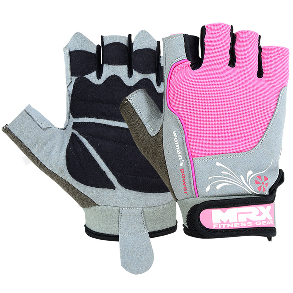 Dam Leather Weight Lifting Gym Gloves Real Leather Women S: MRX Weight Lifting Gloves Gym Training Women Fitness Glove
