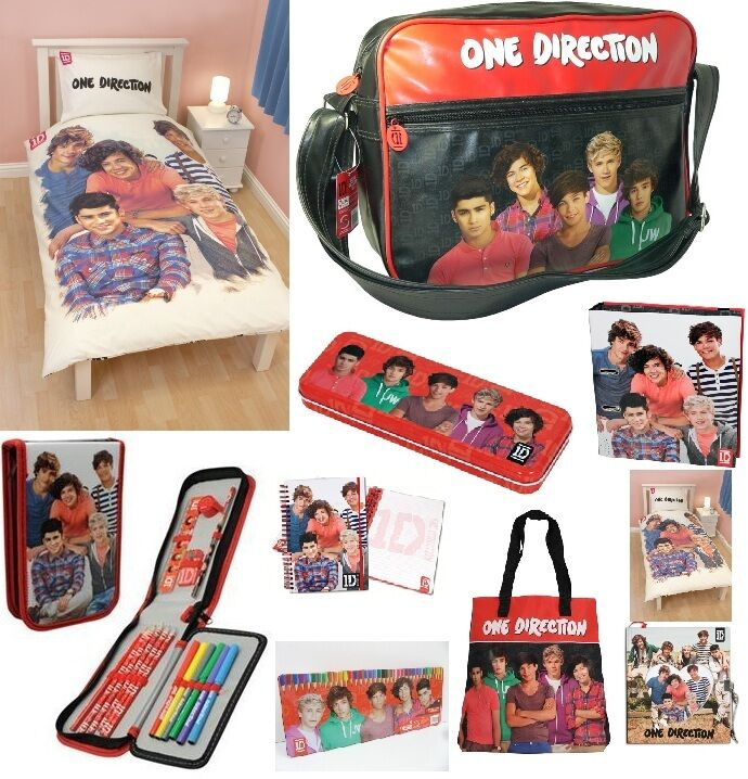 NEW 100% OFFICIAL 1 /ONE DIRECTION GIRLS ACCESSORIES