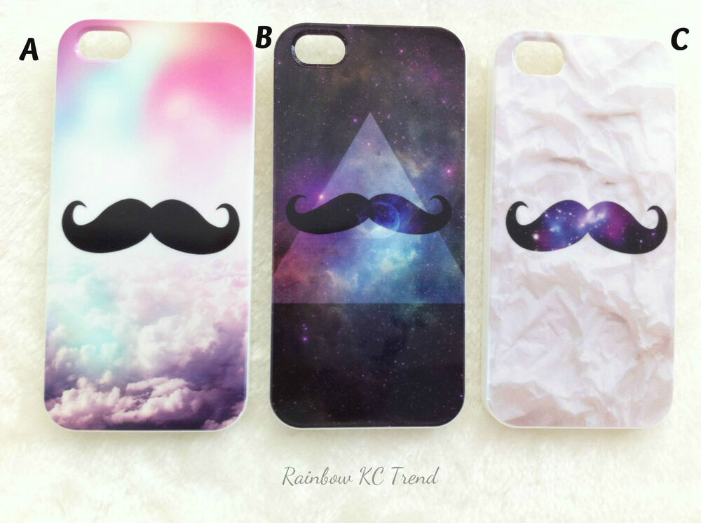 galaxy iphone 5s case moustache in galaxy cloud space cloud sky iphone 5 5s 4785