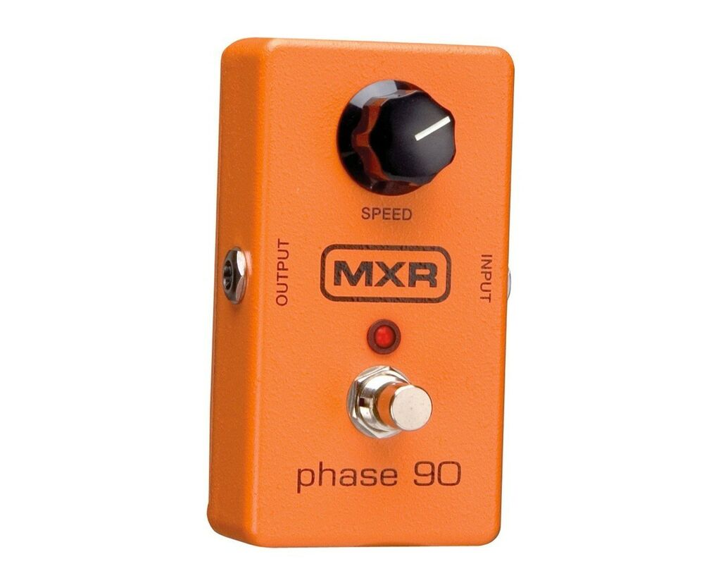 new mxr m 101 m101 phase phaser 90 guitar effects pedal ebay. Black Bedroom Furniture Sets. Home Design Ideas