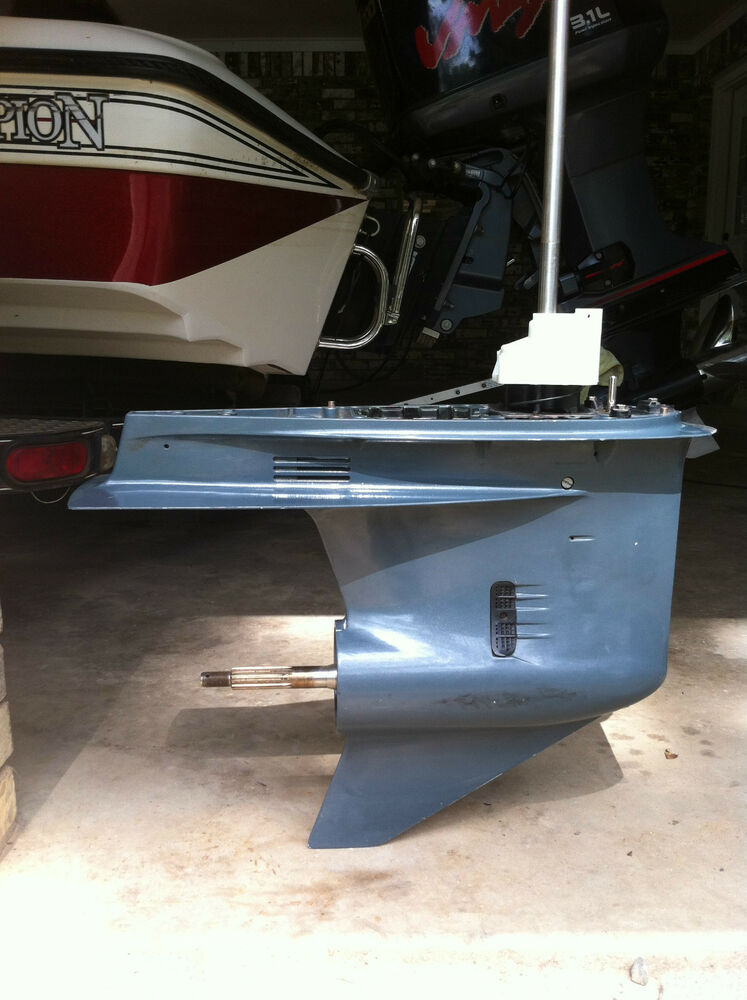2004 200 hp yamaha v max lower unit ebay for Yamaha vmax outboard review