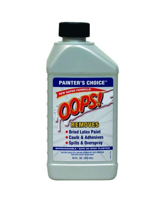 Diy Stain Remover Pen: Homax 1021E Oops! 16 Oz All Purpose Paint And Stain