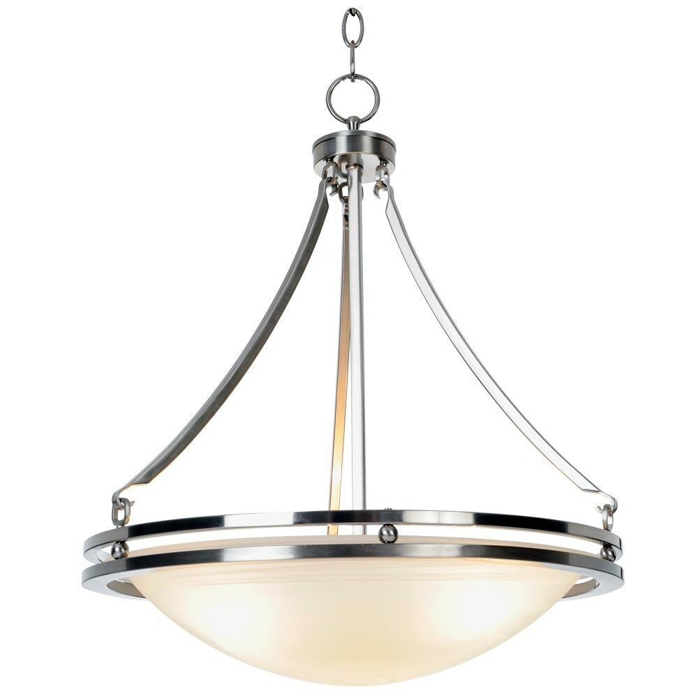 Monument Lighting 617600 3 Light Contemporary Chandelier
