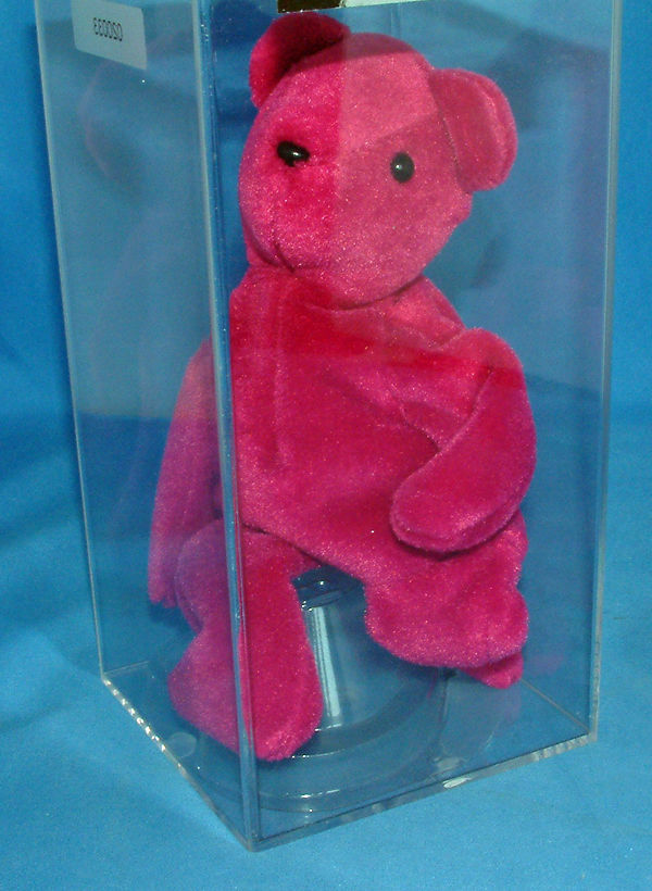 Prototype Teddy Of Old Face Magenta Authenticated Ultra