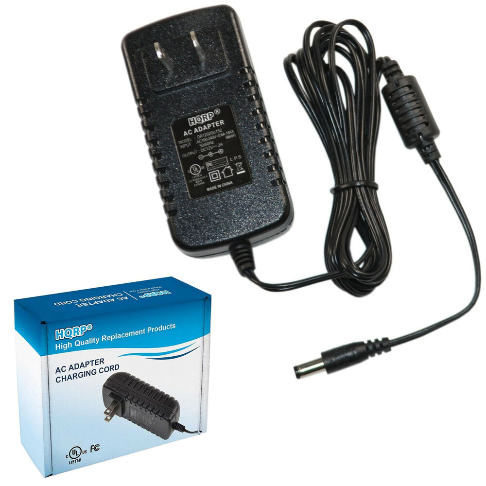 Hqrp ac adapter power supply for yamaha dgx 220 dgx220 dgx for Yamaha dgx 305 ebay