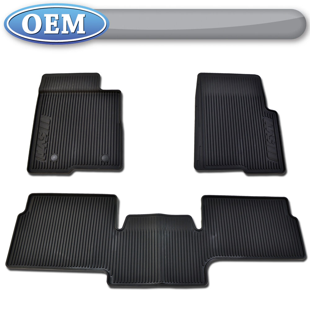 Oem New 2010 2014 Ford F 150 Super Cab All Weather Floor
