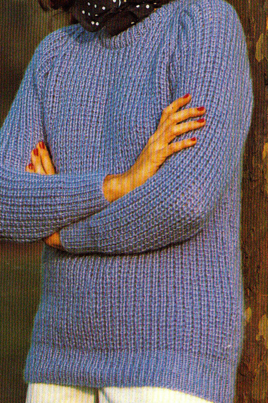 LADIES KNITTING PATTERNS SWEATERS, CARDIGANS JACKETS ...