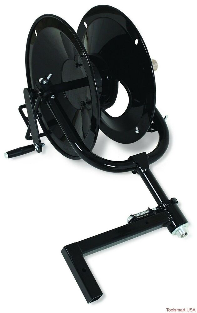 Mi t m pressure washer hose reel with swivel quot