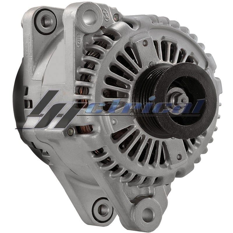 100  New Alternator For Hyundai Sonata 3 3l V6 Hd 130amp  One Year Warranty