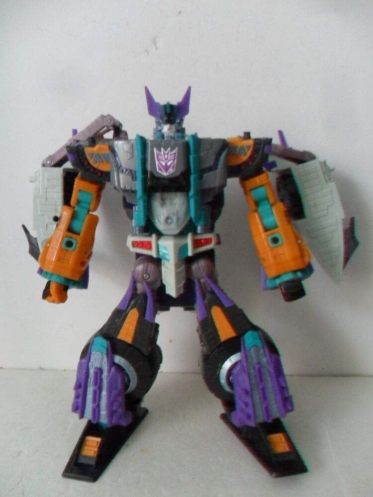 Best Transformers Toys And Action Figures : Transformers cybertron leader class megatron action figure