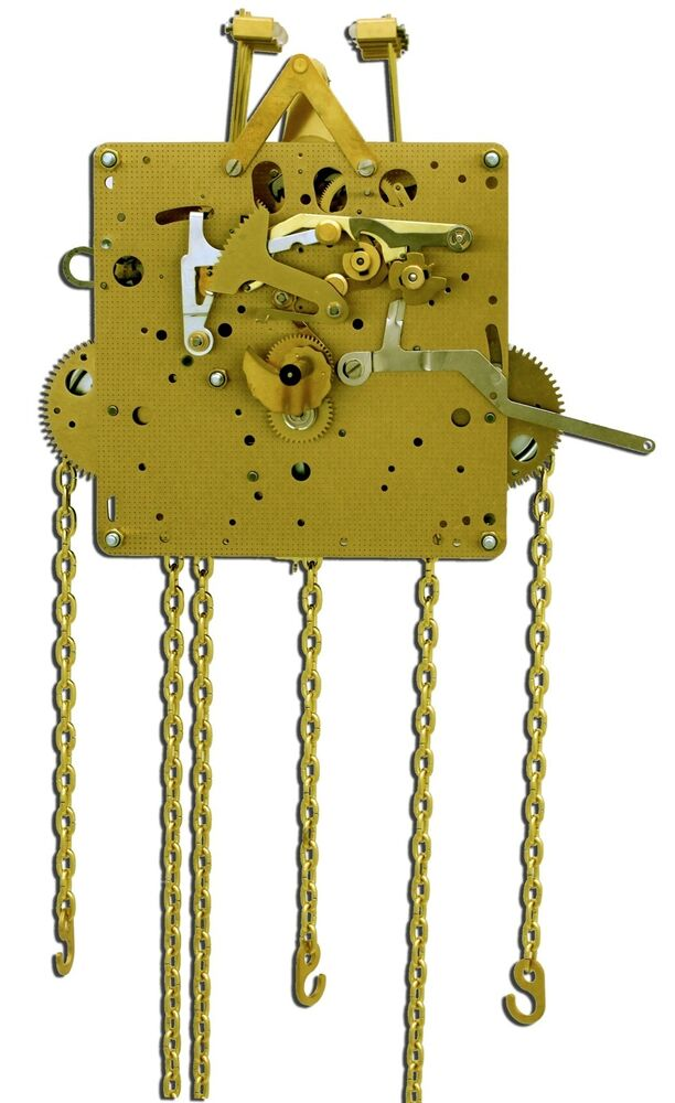 Jauch Pl 78cm Westminster Chime Clock Replacement Movement