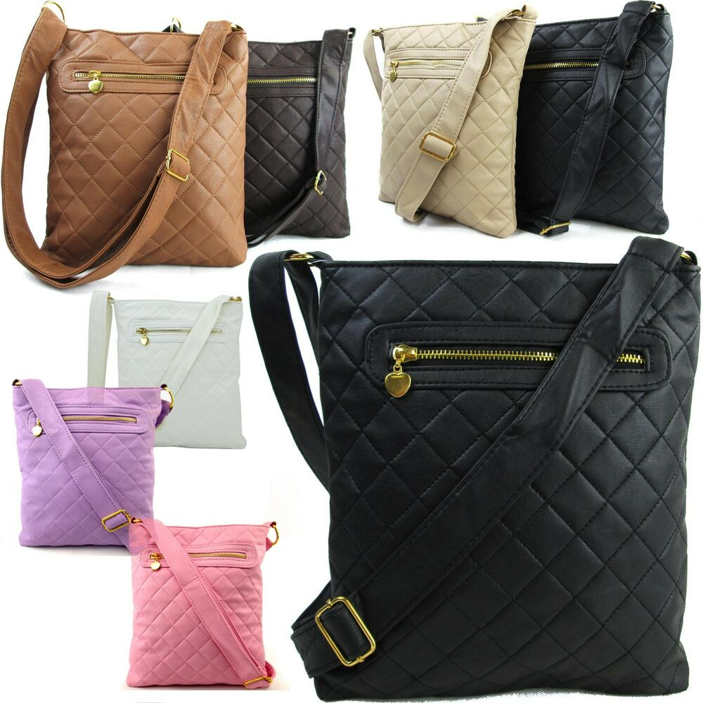 Cross body bags for women offer a convenient style because there is only one shoulder strap to deal with. All you have to do is adjust it to your desired length and then slip the bag on with ease. All you have to do is adjust it to your desired length and then slip the bag on with ease.