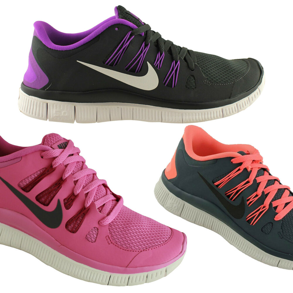 NIKE FREE RUN 5.0+ WOMENS/LADIES SHOES/SNEAKERS/RUNNING ...