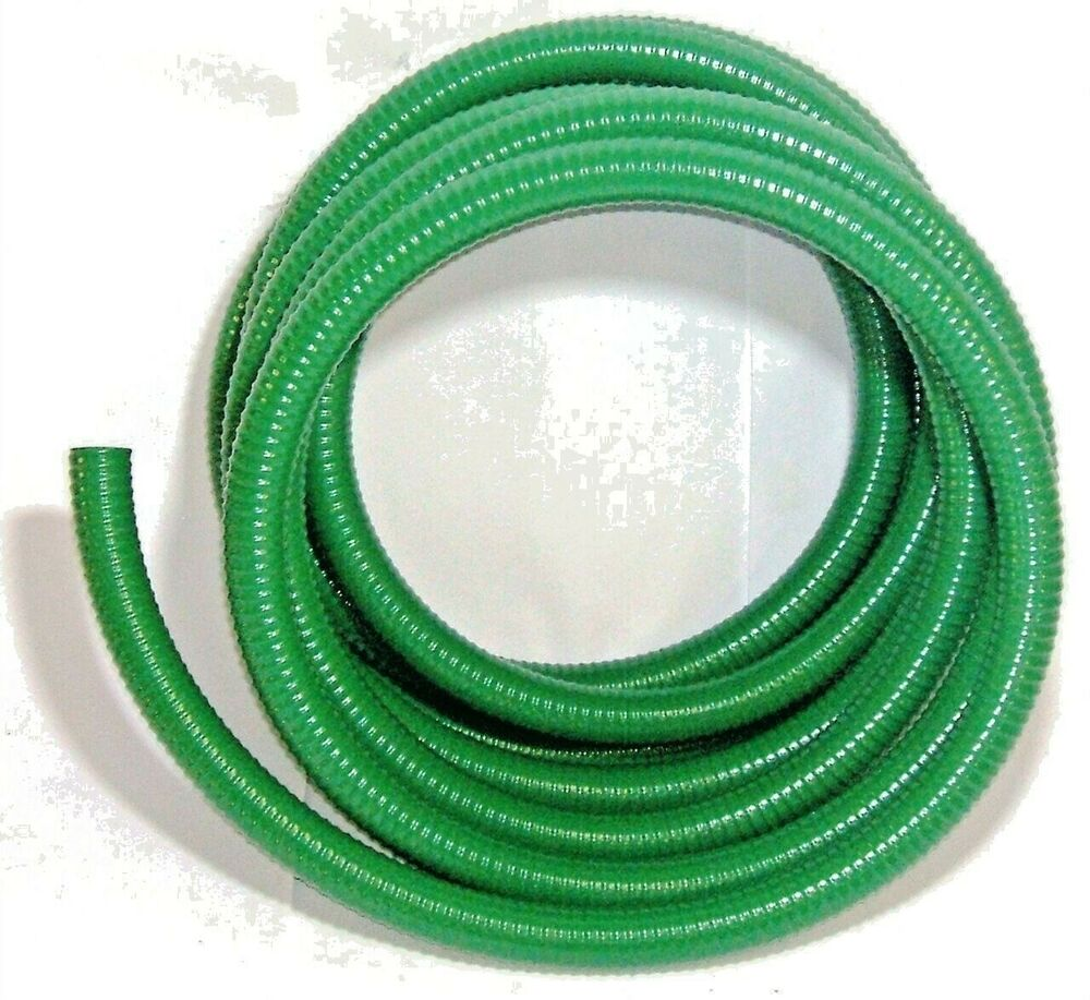 Pvc suction delivery hose vacuum tube pipe m quot