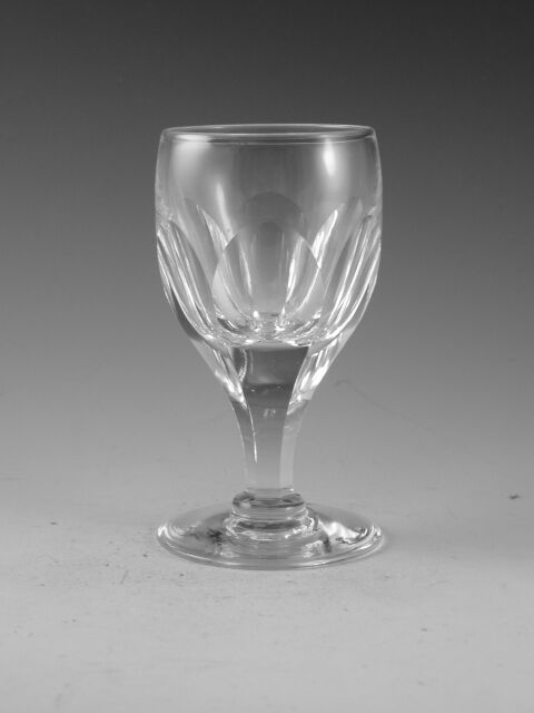 Thomas webb crystal royal yacht cut port glass for How to cut yourself with glass