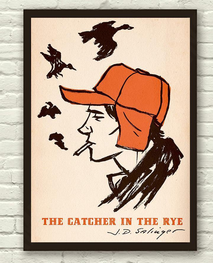 the metamorphosis of holden caulfield in catcher in the rye The catcher in the rye (chapters 1-6) 16 sep 2015 leave a comment by hannahneck in uncategorized section summary: this book focuses on holden caulfield who happens to be in therapy right now he will not talk about his personal life.