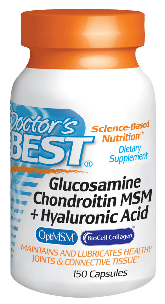 What is chondroitin made from