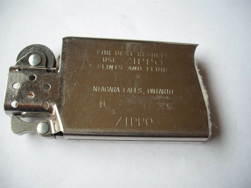 how to work in zippo lighter to close eaay