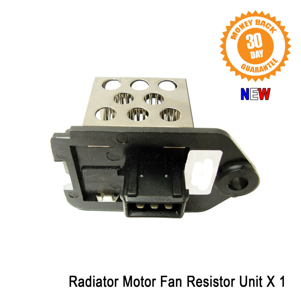 citroen c8 dispatch xsara picasso radiator fan motor resistor 1 1 1 4 1 6 2 0 ebay. Black Bedroom Furniture Sets. Home Design Ideas