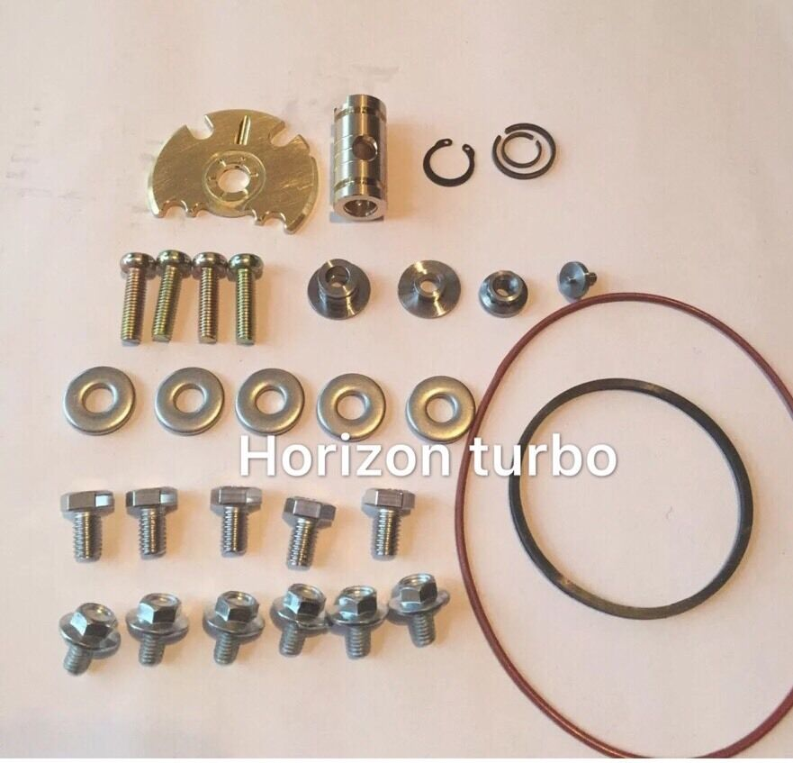 Garrett Turbocharger Rebuild Kits: Garrett Turbocharger Turbo Rebuild / Repair Service Kit