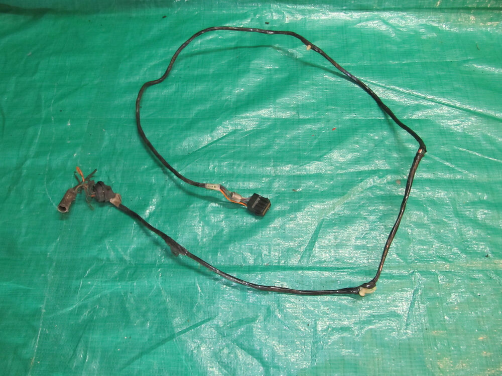 87-93 ford mustang gt t5 5 speed trans wiring harness 5.0l ... 73 87 chevy wiring harness