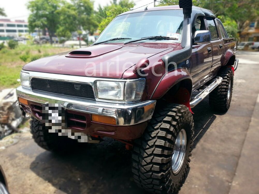 Toyota Pickup Hilux Ln106 107 108 Fender Flares Completed