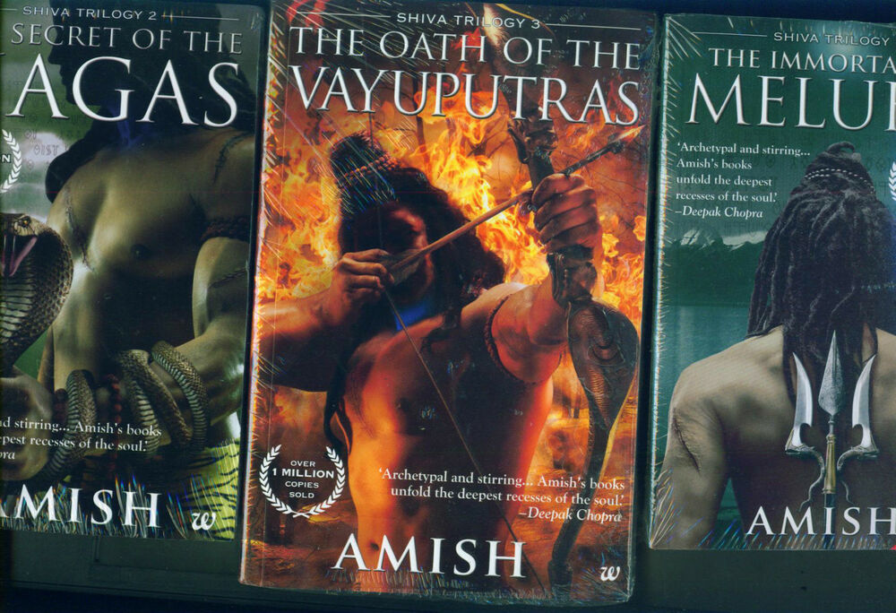 Epub download free the of oath vayuputras the