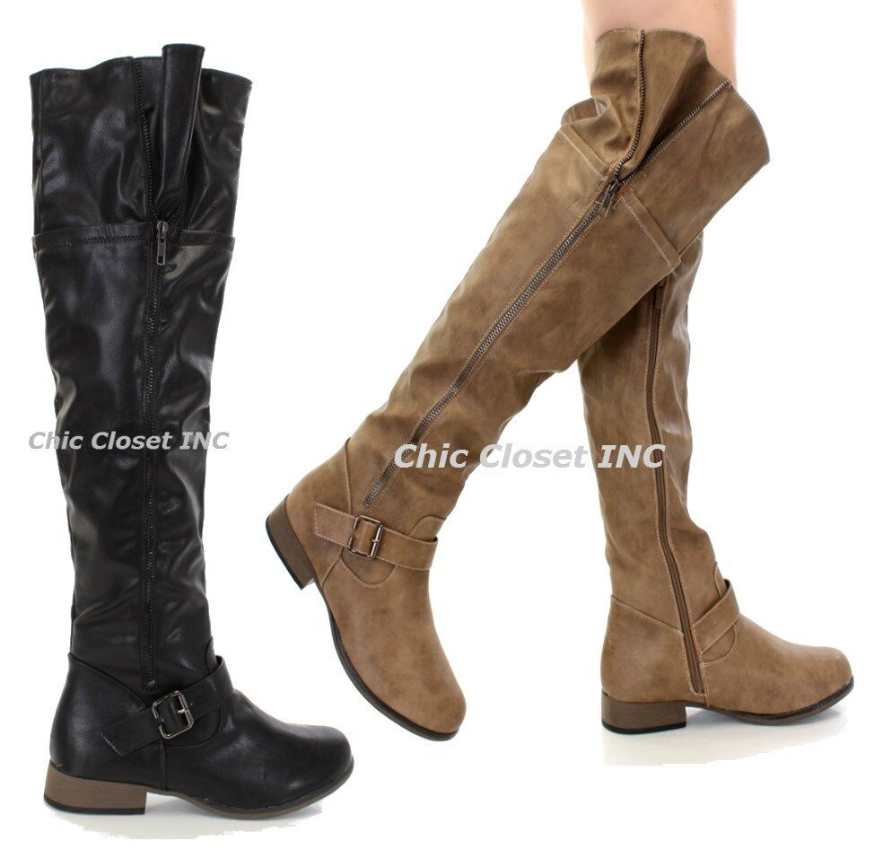 new the knee high boots equestrian