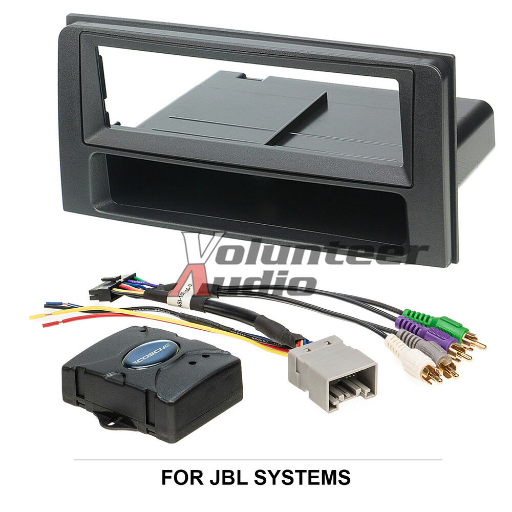 Best Buy Speaker Wiring Harness : Car dash installation kits audio stereo best buy
