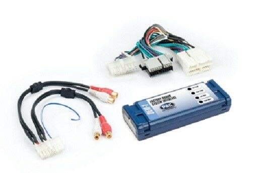 pac aoem gm21c factory stereo radio amplifier add on wiring interface 4 ch rca ebay