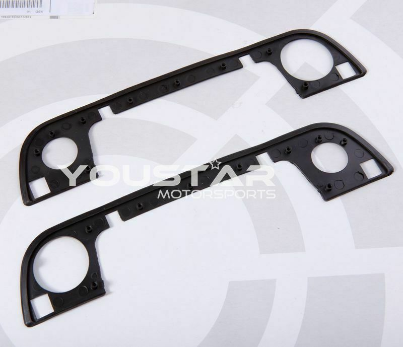 Us Stock X2 Door Handle Gasket Rubber Seals Bmw E32 E34 E36 Z3 3 5 7 Series H02 Ebay