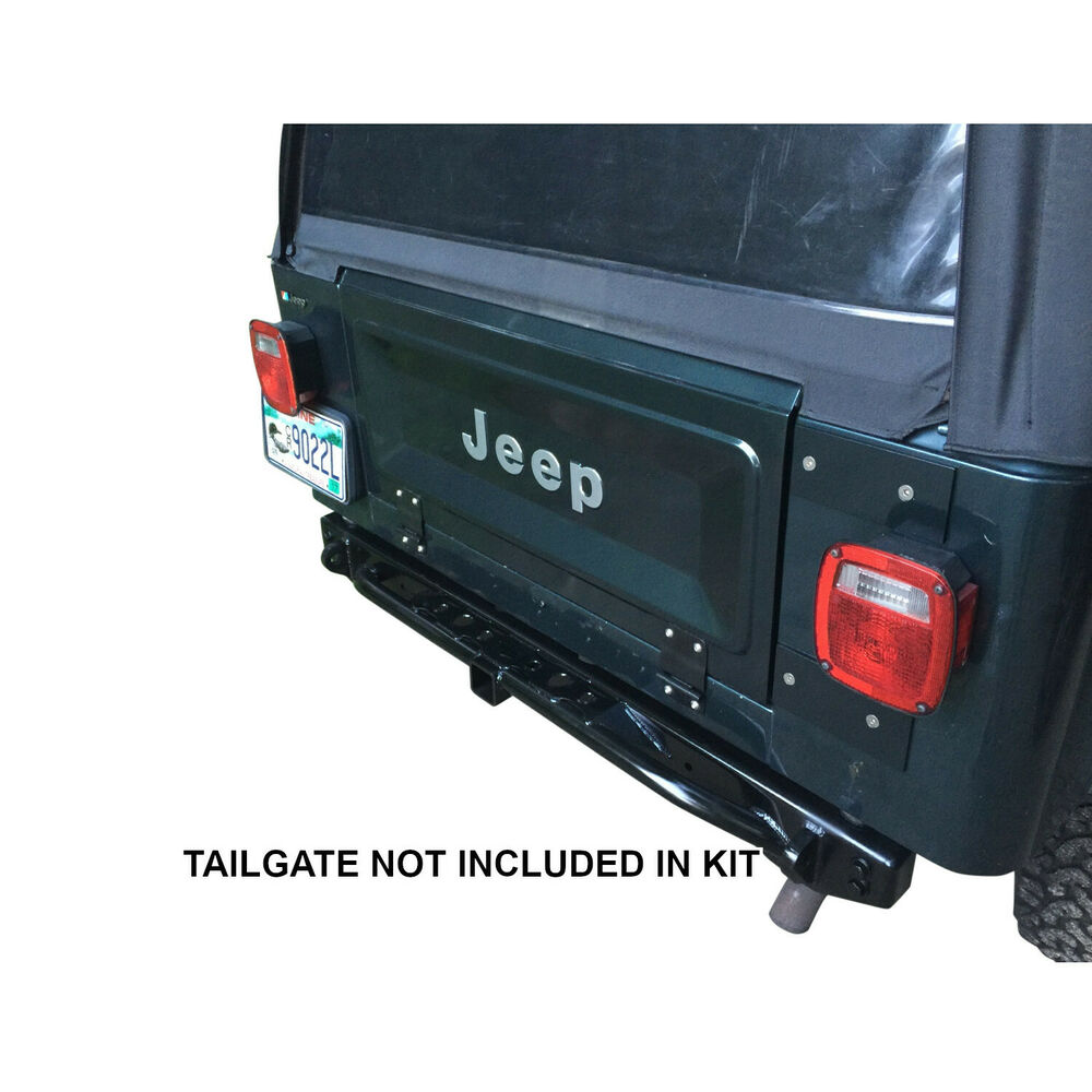 Swag Off Road Cj Tailgate Conversion Kit For Your Tj Or Yj