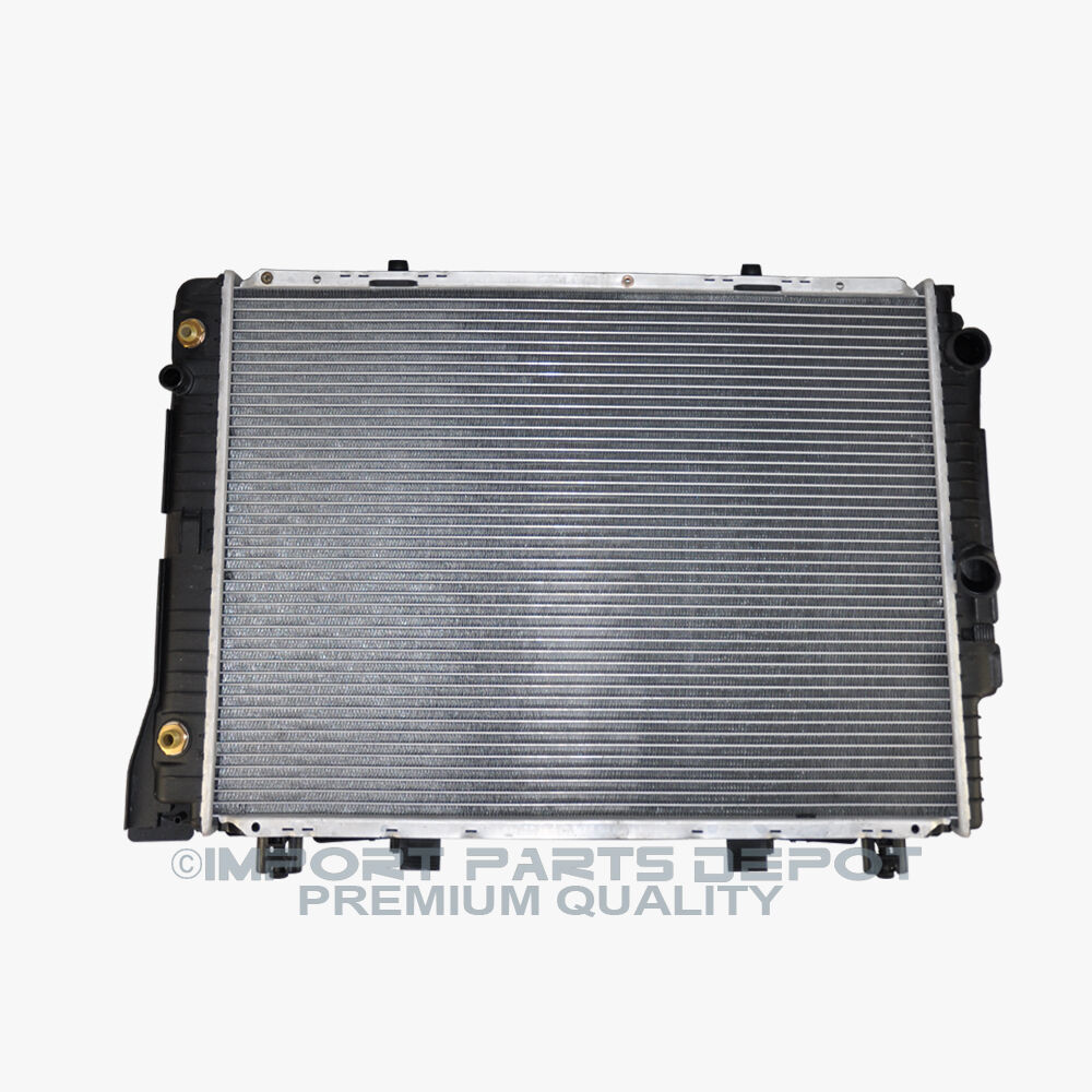 Mercedes benz radiator premium quality 1400403 ebay for Mercedes benz coolant